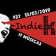 Indie K #27 13.03.2019 - 15 Músicas