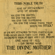 Amida - The Third Noble Truth