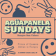 Prince of Queens & Adrian Is Hungry - Aguapanela Sundays - Sangre Son Colorá