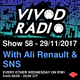 Vivod Radio 058 w SNS