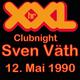 Sven Väth live @ hr3 Clubnight aus dem Omen in Ffm - 12.05.1990 (Clubnight die 1.)
