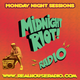 Midnight Riot Radio Feat Special Guest Cole Medina