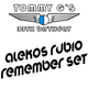 33th Tommy G's BDay - Alekos Rubio Remember set
