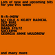#749 New R+R=NOW   MJ Cole & Kojey Radical   Zed Bias   Deadboy   Baba Stiltz   Soccer96   ...
