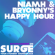 Niamh & Bryonny's Happy Hour Podcast Wednesday 1st March 1pm