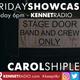 Carol's Friday Showcase - 1st March 2019
