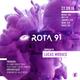Rota 91 - 22/09/2018 - DJ convidado Lucas Moraes