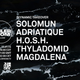Solomun - Live @ Boiler Room Tulum, México 15-01-2015