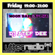 Moon Base Alpha With Stef Dee Live on Utter Radio 018