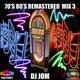 70's - 80's Remastered Mix 3 DJ mix set
