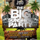 Zed White at The Zoo Sunshine Party July 2018