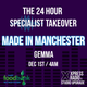 Specialist Takeover 2018 - Made in Manchester