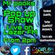 92/93 Old Skool Hardcore pop up show - Mr Pook - Lazer FM - 9th Jan 2017