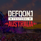 The colors of Defqon.1 Australia 2017 @ UV mix by Kevin Hucker