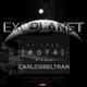 Exoplanet RadioShow - Episode 074 with Carlos Beltran @ LocaFm (29-03-17)