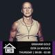 Graham Gold - Esta La Musica 25 APR 2019