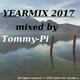 Yearmix 2017 CD6 mixed by Tommy-Pi (club music DJ set mix)