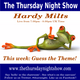 Hardy Milts - 2017-11-23 - Guess the Theme
