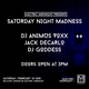 Jack DeCarlo @ Electric Midnight's Saturday Night Madness (02-24-2018)