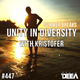 Kristofer - Unity in Diversity 447 (summer breaks special) @ Radio DEEA (05-08-2017)