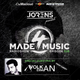 Made4Music 016 with JOR3NS (Guestmix by Volkan Erman) @ Playtrance.com