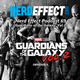Nerd Effect Podcast 69 - Guardians of the Galaxy: Vol 2