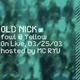 Fowl @ Yellow On Live, 03/25/2003 (Live DJ Mix) logo