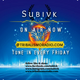 Subivk - with Guest Dj Rudha(PsnOpticz Records) Live @ Tribalisomo Radio Episode 56