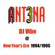 DJ Vibe @ Antena3 New Year's Eve 1994-1995 pt1