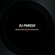 DJ Phresh @ Mercedes-Benz Fashion Week Lounge