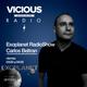Exoplanet RadioShow - Episode 090 with Carlos Beltran @ Vicious Radio (13-10-17)
