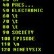 BURREISHON Presents... Electronic Society Podcast - Episode 96