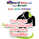 #153 The Night Money Changed To Bitcoins triadMix