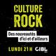 Culture Rock - émission du 15 avril 2019