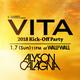 DJ Alyson Calagna Live at VITA 2018 Kick-Off Party 1/7/2018