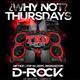 ¿Why Not? Thursdays with @VJDROCK at TKO (Laredo, TX)  06-07-18