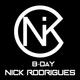 Set B-Day Nick Rodrigues