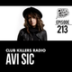 Club Killers Radio #213 - Avi Sic