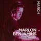 Marlon Benjamins at Claydrum 31.03.2019