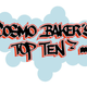 Cosmo Baker's Top Ten Mix 17 logo