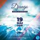 Django - Warm Up of Magic Carpet Event (Guest Popof - Reunion Island 190519)