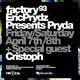 Eric Prydz - Live @ Factory 93 (Los Angeles, USA) - 07.04.2017