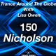 Trance Around The Globe With Lisa Owen EP 150 NICHOLSON