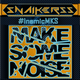 Make Some Noise #02 by Snaikerss