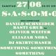 Danilo Schneider @ Kater Blau / Berlin 27.6.15 - Live Recorded