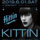 Techno DJ Set @Contact, Tokyo (01/06/19)