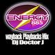WayBack Wednesday On Energy885 ( Sept 5th 2018 ) - Dj Doctor J