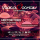 Tropical Cocktails djs residentes #019 By Hector Toro
