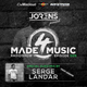 Made4Music 005 with JOR3NS (Guesmix by Serge Landar) @ Playtrance.com