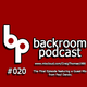 Backroom Podcast 020, The Final Episode featuring a Guest Mix from Paul Dando.